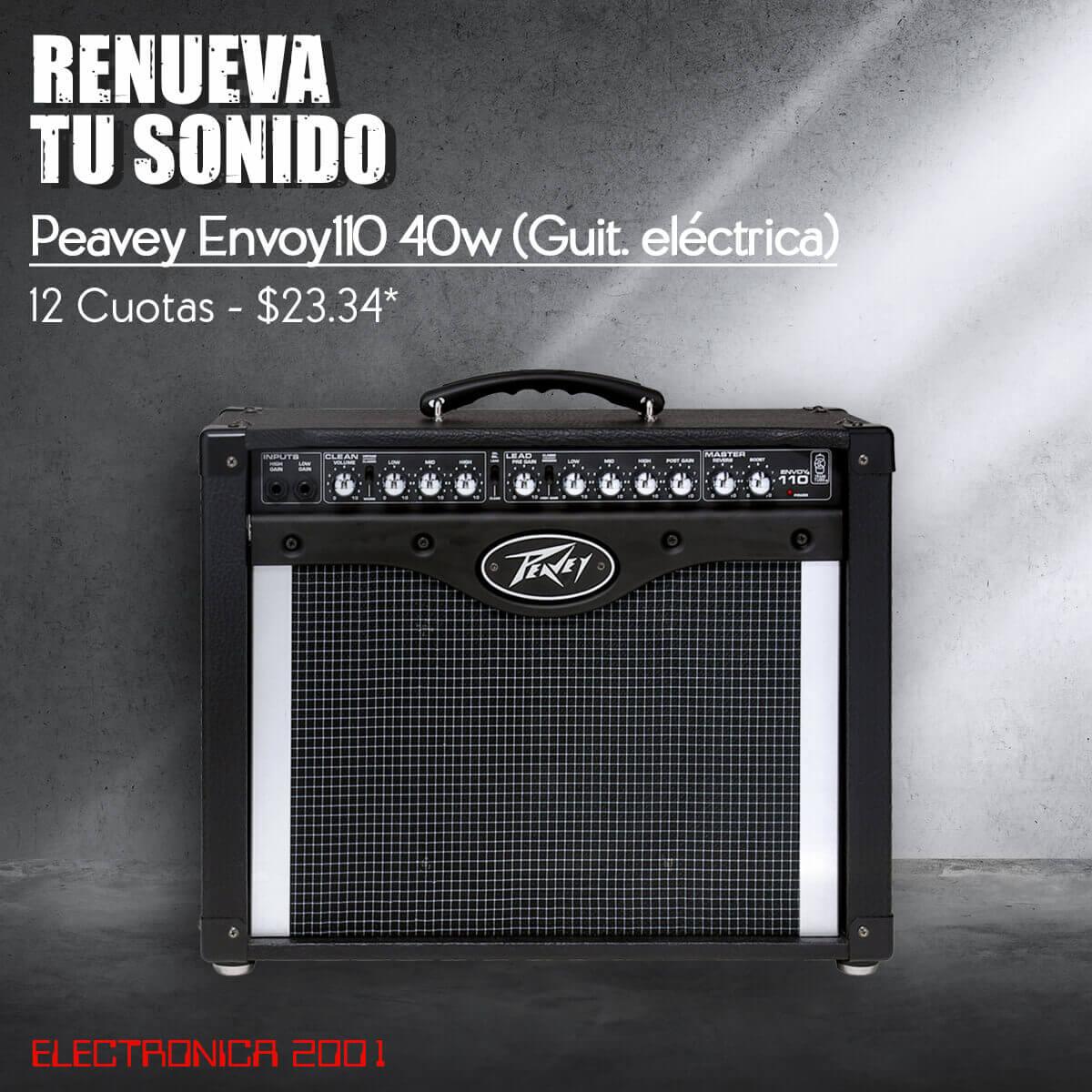Electrónica 2001